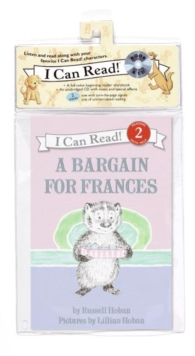 A Bargain for Frances Book and CD (I Can Read Level 2)