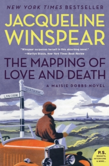 Image for The Mapping of Love and Death : A Maisie Dobbs Novel