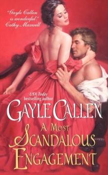 A Most Scandalous Engagement (Scandalous Lady)