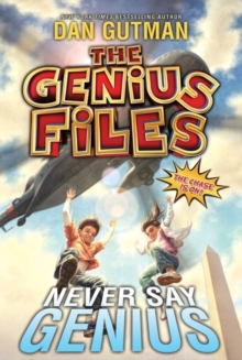 Image for The Genius Files #2: Never Say Genius
