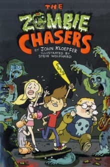 Image for The zombie chasers