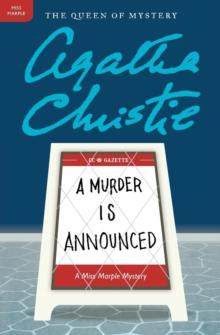 A Murder Is Announced: A Miss Marple Mystery (Miss Marple Mysteries)