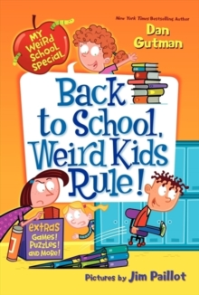 Image for Back to school, weird kids rule!