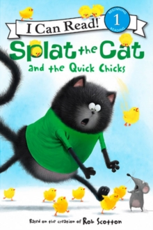 Image for Splat the cat and the quick chicks