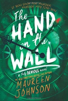 The hand on the wall - Johnson, Maureen