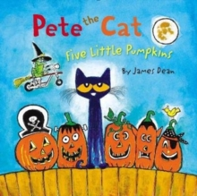 Image for Pete the Cat: Five Little Pumpkins Board Book