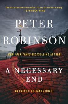 A Necessary End: An Inspector Banks Novel (Inspector Banks Novels)