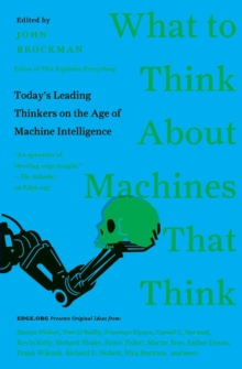 Image for Brain vs. machine  : human ideas on the age of intelligent machines