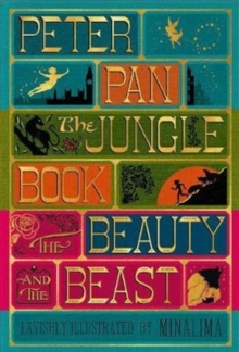 Image for Illustrated Classics Boxed Set : Peter Pan, Jungle Book, Beauty and the Beast