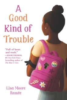A good kind of trouble - Ramee, Lisa Moore
