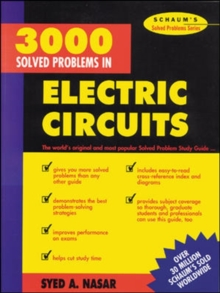 3,000 Solved Problems in Electrical Circuits