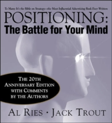 Image for Positioning  : the battle for your mind
