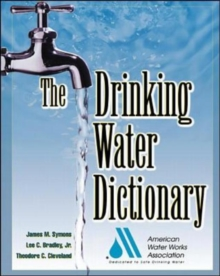 Image for DRINKING WATER DICTIONARY