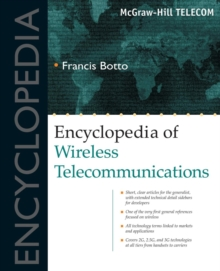 Image for Encyclopedia of wireless telecommunications
