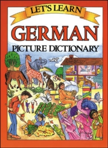 Image for German picture dictionary