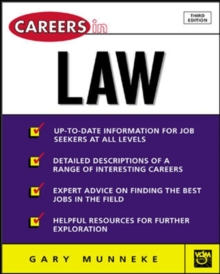 Image for Careers in law
