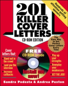 201 Killer Cover Letters (CD-ROM edition)