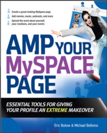 Image for Amp your MySpace page