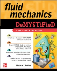 Image for Fluid mechanics demystified