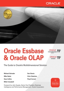 Image for Oracle Essbase & Oracle OLAP: the guide to Oracle's multidimensional solution
