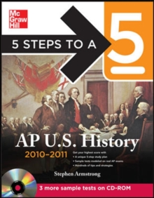 5 Steps to a 5 AP US History with CD-ROM,  2010-2011 Edition (5 Steps to a 5 on the Advanced Placement Examinations Series)