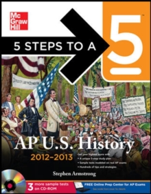 5 Steps to a 5 AP US History 2012-2013 Edition (BOOK/CD SET) (5 Steps to a 5 on the Advanced Placement Examinations Series)