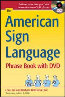 Image for The American sign language phrase book