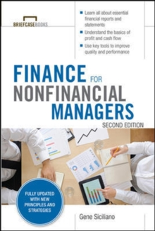 Image for Finance for Nonfinancial Managers, Second Edition (Briefcase Books Series)