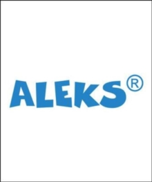 ALEKS Worktext for Beginning and Intermediate Algebra with 1-Semester Access Code and User's Guide