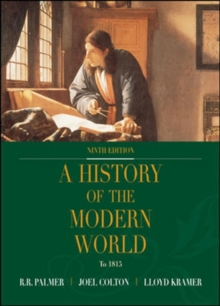 A History of the Modern World, Volume I with Powerweb; MP