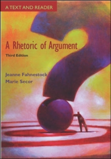 A Rhetoric of Argument: Text and Reader
