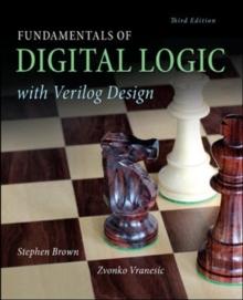 Image for Fundamentals of digital logic with verilog design