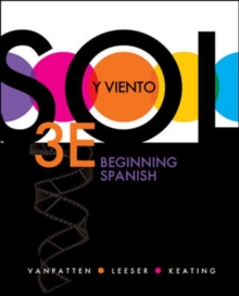 Image for Sol y viento: Beginning Spanish
