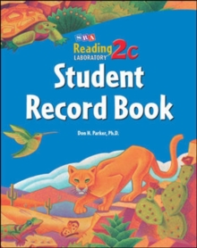 Image for Reading Lab 2c, Student Record Book (5-pack), Levels 3.0 - 9.0