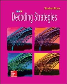 Corrective Reading Decoding Level B2, Student Book - McGraw Hill