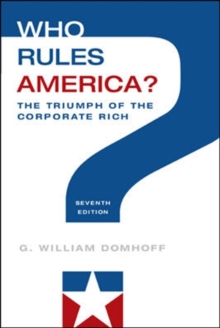 Image for Who rules America?  : the triumph of the corporate rich