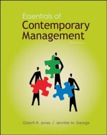 Image for Essentials of contemporary management
