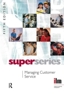 Image for Managing customer service