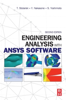 Image for Engineering analysis with ANSYS software