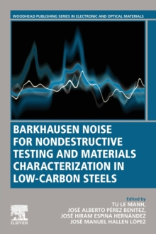 Image for Barkhausen Noise for Non-destructive Testing and Materials Characterization in Low Carbon Steels