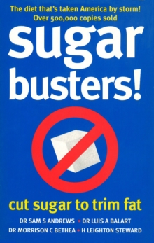 Image for Sugar busters!  : cut sugar to trim fat
