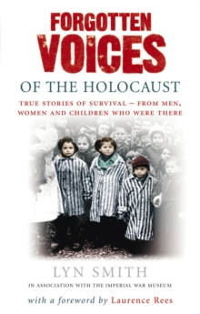 Image for Forgotten voices of the Holocaust