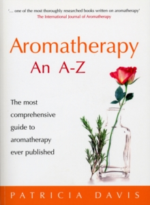 Image for Aromatherapy  : an A-Z