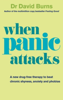 Image for When panic attacks  : a new drug-free therapy to beat chronic shyness, anxiety and phobias