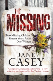 Image for The missing