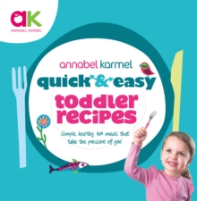 Image for Quick and easy toddler recipes