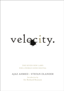 Image for Velocity  : the seven new laws for a world gone digital