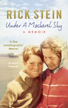 Image for Under a mackerel sky  : a memoir