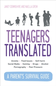 Image for Teenagers translated  : how to raise happy teens