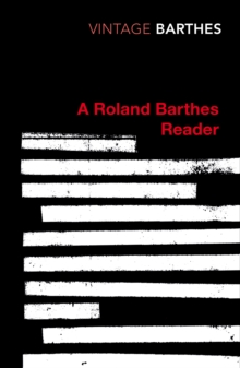 Image for A Roland Barthes reader